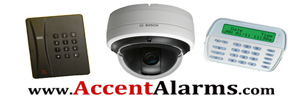 Accent Alarms Home Page