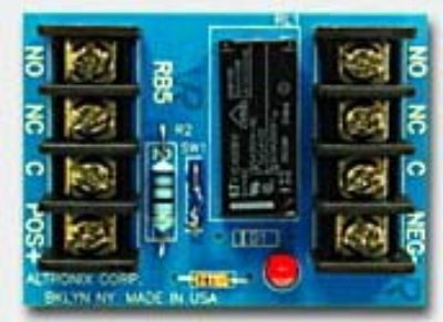 altronix_rb5 altronix rb5 dpdt relay 6 vdc or 12 vdc operation power supplies altronix rb5 wiring diagram at pacquiaovsvargaslive.co