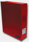 Altronix BC600  Red Enclosure 18 h x 14.5 w x 4.5 d