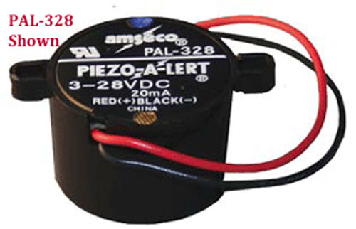 accent alarms buy shop research amseco pal 328n piezo sounder with nut