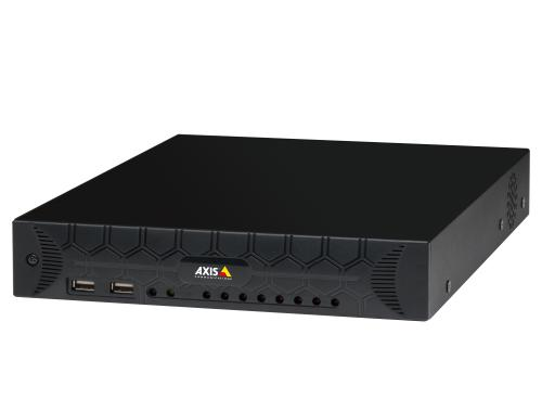 Axis S2008 8-Channel Recorder & PoE Switch, 0937-004