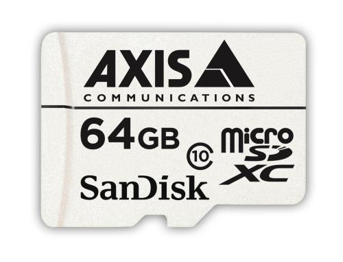 Axis 64 GB SD Card
