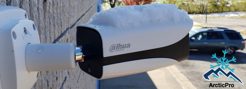 5 Tips to Keep Security Cameras Working in the Winter
