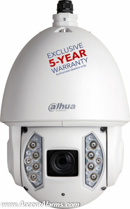 Dahua 6AE830VNI, 4K IR 30x PTZ Security Camera