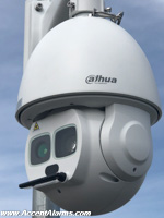 Dahua 6AL245UNI, 2MP 45x IR PTZ Security Camera