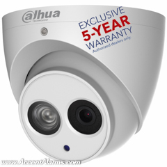 Dahua N24CG52,ePoE 2MP IR, WDR 2.8mm Eyeball Security Camera