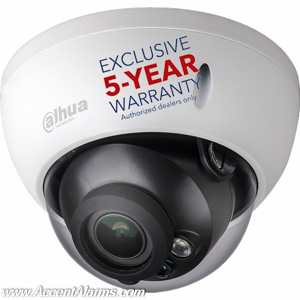 Dahua N52BM3Z 5MP IR Vari-focal Dome Camera